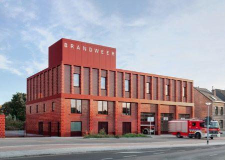 Moderná a štýlová hasičská stanica