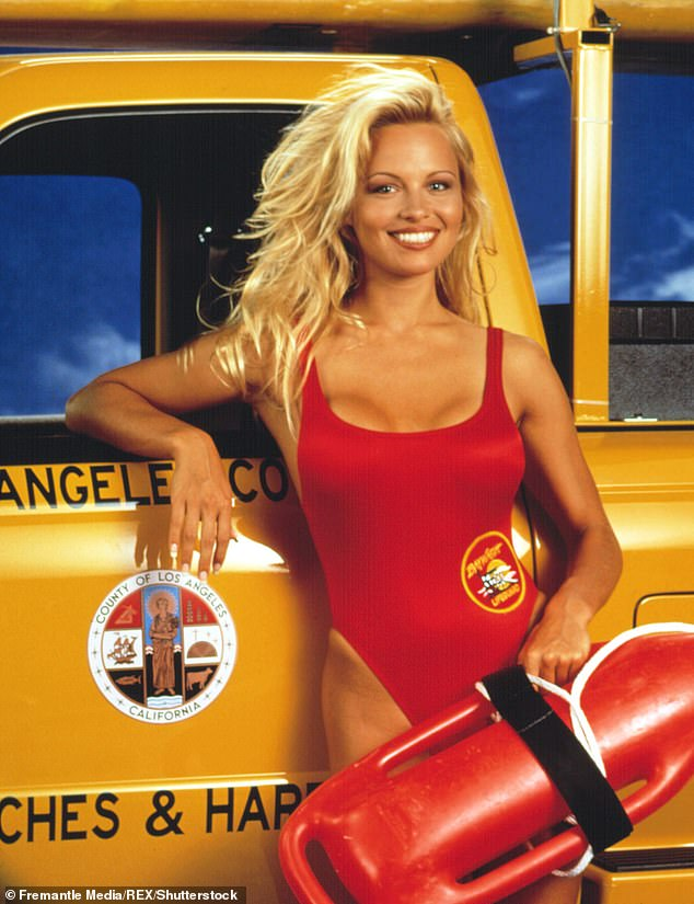 Pamela Anderson ( Pobrežná hliadka)