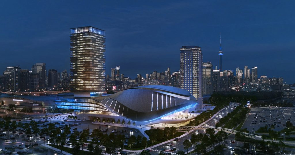 štadión v Toronte