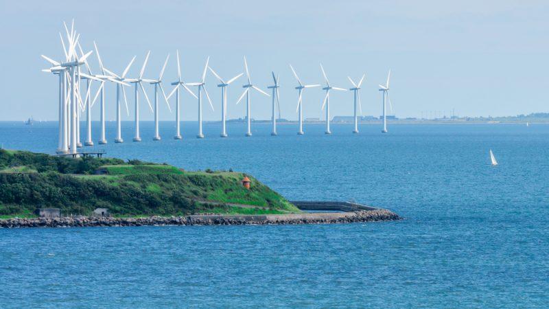 Dánsko - Nový energetický ostrov v Severnom mori
