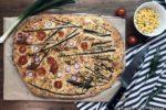 Talianska chlebová placka FOCACCIA