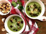 Recept: Brokolicová polievka