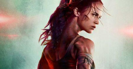 Príprava na rolu Lary Croft vo filme Tomb Raider