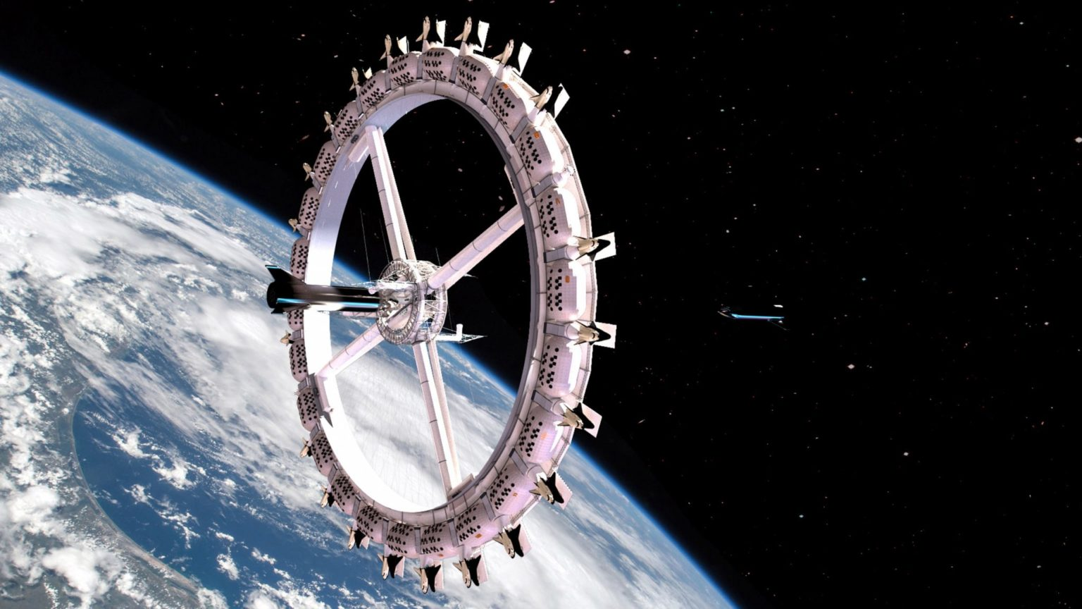 vesmírny hotel